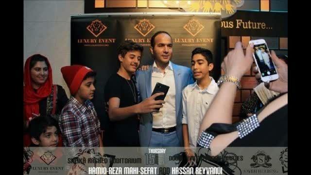 کنسرت خنده مشترک دبی حمید ماهی صفت و حسن ریوندی-فتوکلیپ