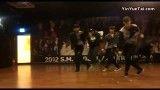 EXO K - MAMA Dance Practice