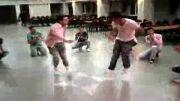 ترکی:رَپ رقص ترکی(کول باستی)