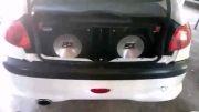 سیستم صوتی MTX/Alpine 206 - نمایشگاه سیستم صوتی 93