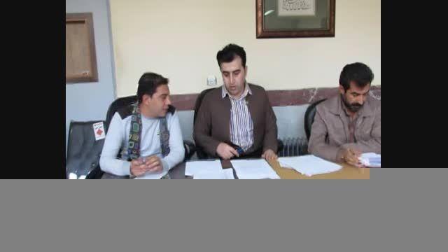 زریوار خبر: شورای شهر و طرح سوال از شهردار