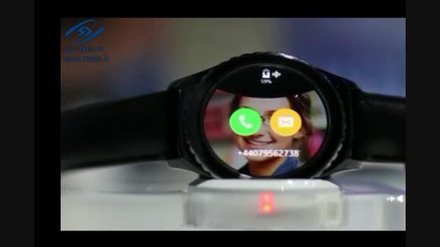 نگاه نزدیک  به ساعت هوشمند گیر اس 2 سامسونگ