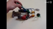 Overunity Magnet Transformer Free Energy