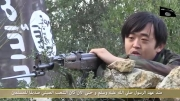 تروریست چینی هم به بازار سوریه صادر شد..