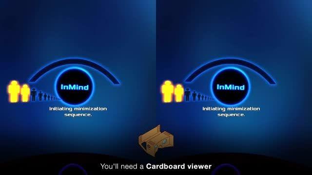 InMind VR، تجربه ی دنیای واقعیت مجازی در گوشی لومیا