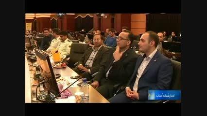 بخش خبر - همایش روابط عمومی های استان مرکزی 1394