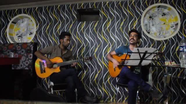 اجرای آهنگ شهزاده رویا