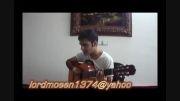 اجرای آهنگ دلواپسی از مازیار فلاحی