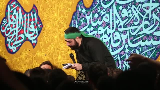 شب هفتم محرم الحرام1394/حاج سید مجید بنی فاطمه/زمینه