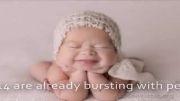 شگفت انگیزترین تصاویر از زیبایی های خواب نوزادان!....