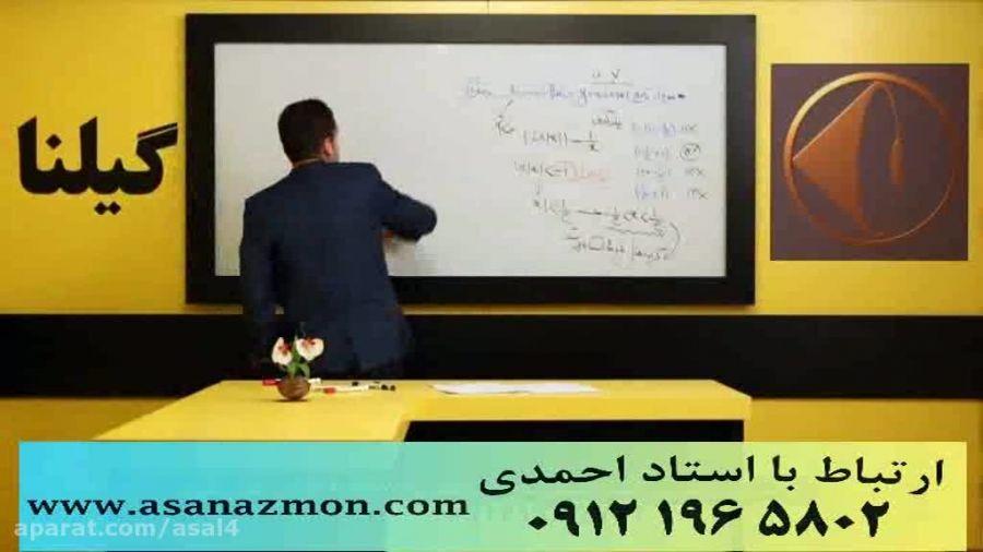 جدیدترین تدریس مهندس مسعودی کنکور (مشتق3) کنکوری 12