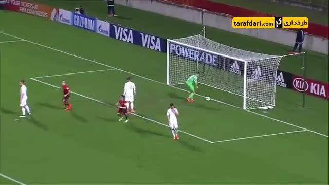 خلاصه بازی پرتغال 2-1 نیوزلند (جام جهانی زیر 20 سال)