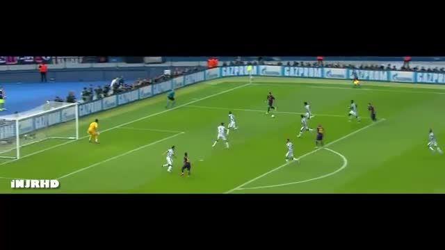 هایلایت کامل لیونل مسی مقابل یوونتوس (فینال UCL)