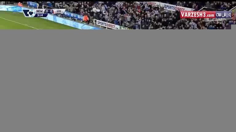 نیوکاسل 2-0 لیورپول