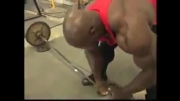 A Day in the Life of Ronnie Coleman - Back Day