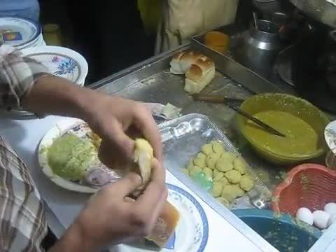 نحوه تهیه غذای هندی