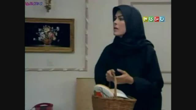 سکانسی از سریال همسران+فیلم کلیپ طنز خنده گلچین صفاسا