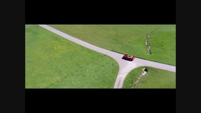 """کلیپ رمانتیک خداحافظ با صدای """"پوژنگ پروازی"""""""