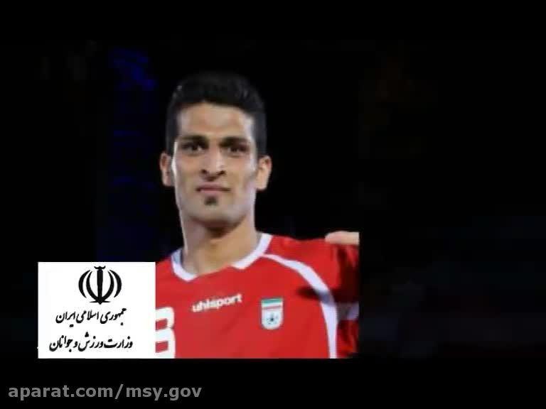 كلیپ افتخار آفرینی ورزشكاران استان گیلان