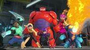 بازی جدید Big Hero 6 Bot Fight محصول کمپانی دیزنی