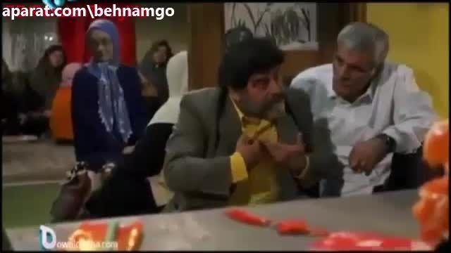 تیکه ی خیلی خنده دار در پایتخت