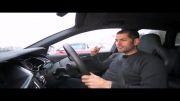 کلیپ رانندگی کریس هریس با آئودی S4 و RS4