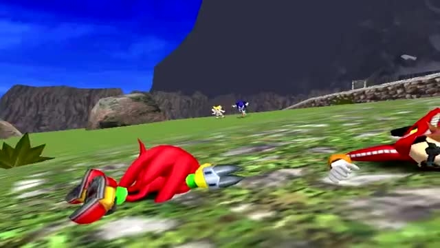 Sonic Adventure DX PC Super Sonic's Story FINALE