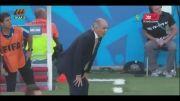 گل آلمان به آرژآنتین - آلمان قهرمان جام جهانی ۲۰۱۴