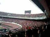 حضور یکصد هزار نفری هواداران پرسپولیس (پرسپولیس - الغرافه)