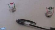 مینی موتور: ساخت موتور الکتریکی بسیار کوچک