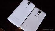 مقایسه اسمارت فون OnePlus One با گلکسی اس 5 - گجت نیوز