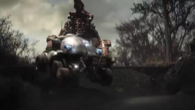 تریلر بازی Gears of War Ultimate Edition