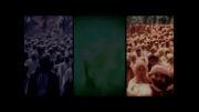 تئاتر : بستن دست حضرت علی (ع) و آتش زدن خانه ی حضرت زهرا سلام الله علیها