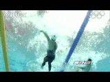 شنای کرال پشت المپیک 2012
