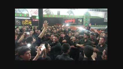 مداحی شب عاشورا 94 - علیرضا فلفلانی