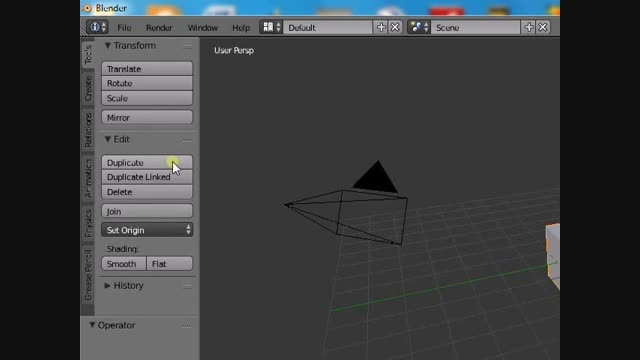کم حجم کردن مدل به وسیله حذف پلاگین های اضافی low poly