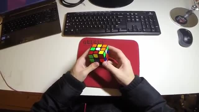 Rubik's cube one-handed average of 5-9.74-cubepress.ir