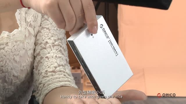کارت ریدر فلزی USB 3.0 اوریکو ORICO Card Reader