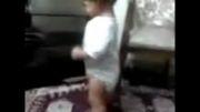 رقص کودکانه