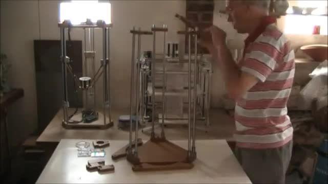 مراحل ساخت پرینتر سه بعدی سرامیک