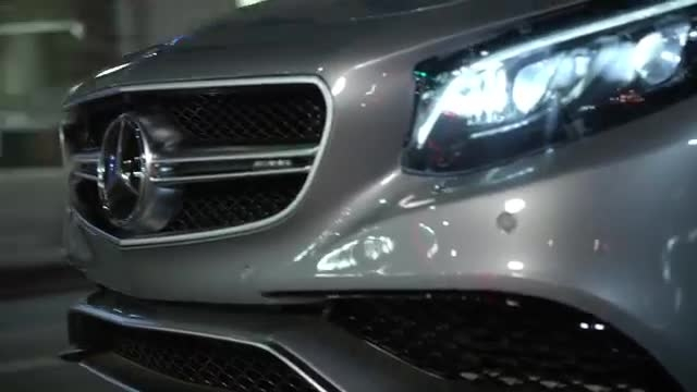 مرسدس بنز کوپه - 2015 Mercedes-Benz S-Class Coupe