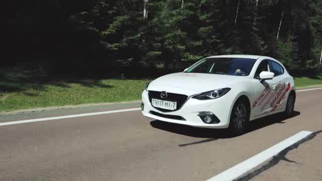 تست و بررسی تخصصی مزدا Mazda 3
