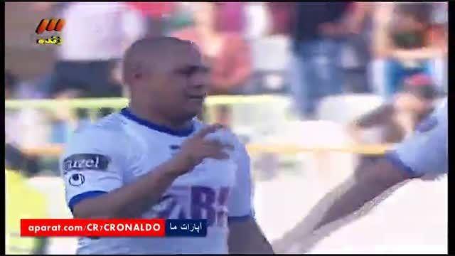 گل های بازی : ستارگان ایران 0 - 3 ستارگان جهان