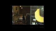 نان لواش ایرانی در کره جنوبی