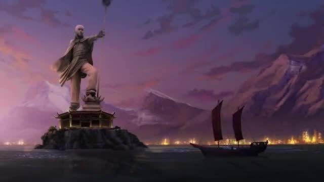 تریلر انیمه The Legend Of Korra