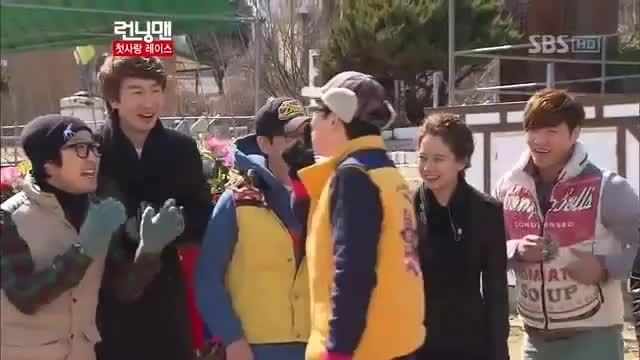 پشت صحنه از یئون وو، بازیگر سریال افسانه خورشید و ماه