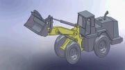 یک نمونه سیستم عملگر هیدرولیکی