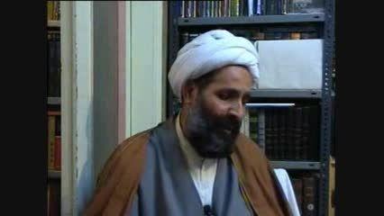 حق پدر و مادر بر گردن فرزندان - آیت الله جرجانی شاهرودی
