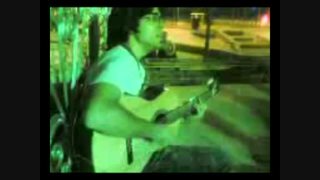 گیتار زدن بسیار زیبا از استاد گیتار