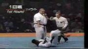 گلچینی زیبا ازمسابقات جهانی (1991) کیوکوشین کاراته
